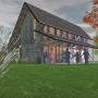 bouwen met strobalen biobased schuurwoning