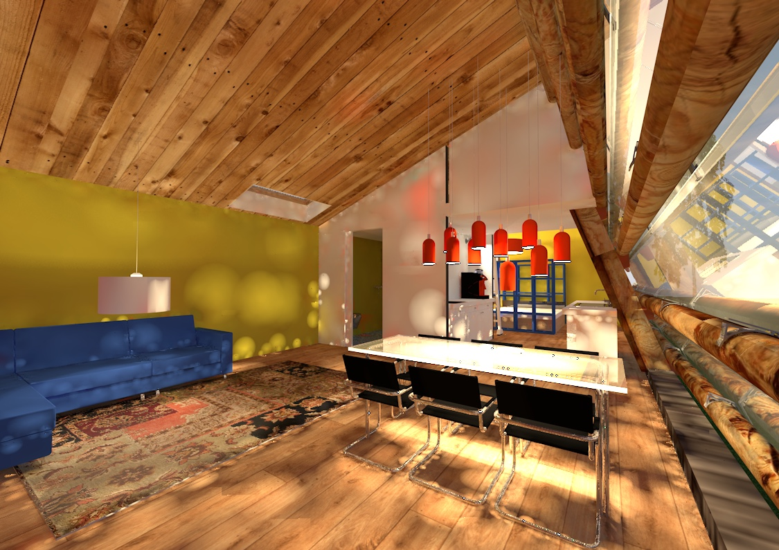 Het tiny house plus is een oplossing om kleiner te wonen in een volwaardige woning. Ons nieuw ontworpen tiny house plus voldoet aan alle behoeftes.